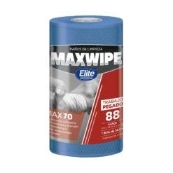 Elite-MAX70-azul-Paños-para-limpieza-de-uso-extendido-AZUL-Uso-Mecánico-Sumicali