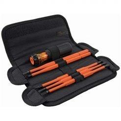 Juego de destornilladores intercambiables aislados 8 en 1 Klein Tools 32288 - Sumicali 2