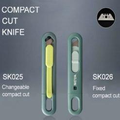 Cuchillo corte compacto