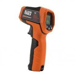 Termómetro infrarrojo de doble láser